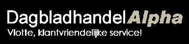 Alpha Dagbladhandel - Home
